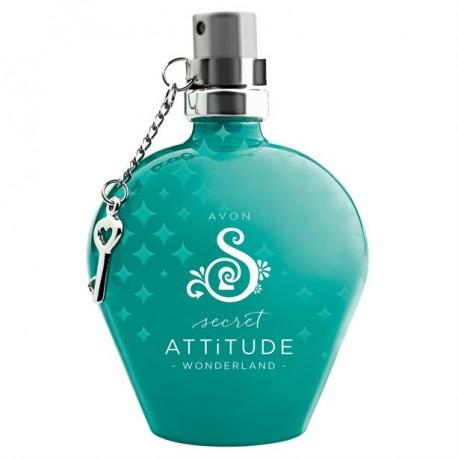Secret Attitude Wonderland Eau de Toilette en Spray