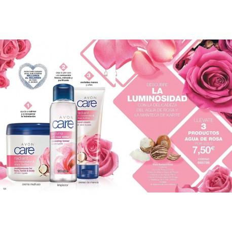 Pack Radiant Rose