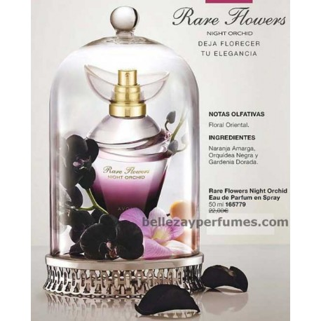Rare Flowers Night Orchid Eau de Parfum en Spray