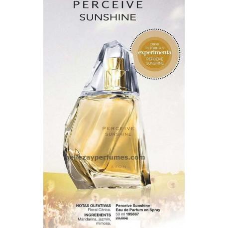 Perceive Sunshine Eau de Parfum en Spray