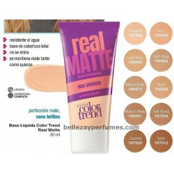 Base Líquida Color Trend Real Matte