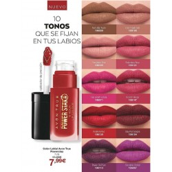 Color Labial Avon True Power Stay