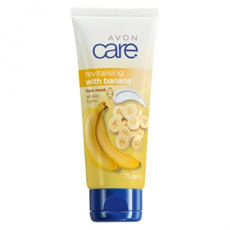 Mascarilla Facial Avon Care Plátano