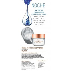 Crema de Noche Sleep Potion Distillery