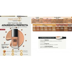 Base de Maquillaje Avon True Power Stay