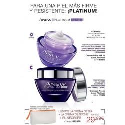 Pack Anew Platinum dia/noche 60+ Avon + REGALO