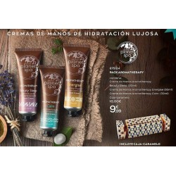 Pack Aromatherapy Planet spa