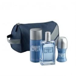 Individual Blue Neceser