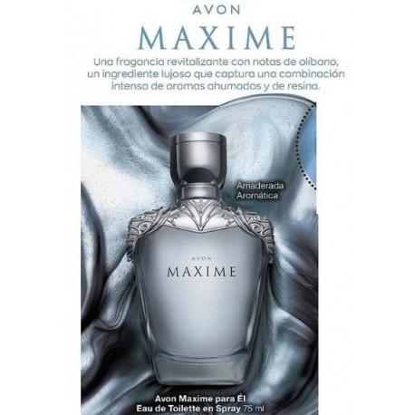 Avon Maxime para Él Eau de Toilette en Spray