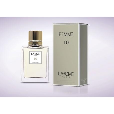 Larome 10F Perfume Floral