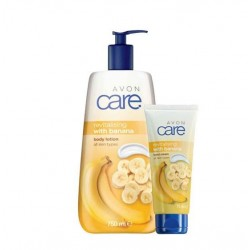 Platano Pack Avon Care Revitalizante