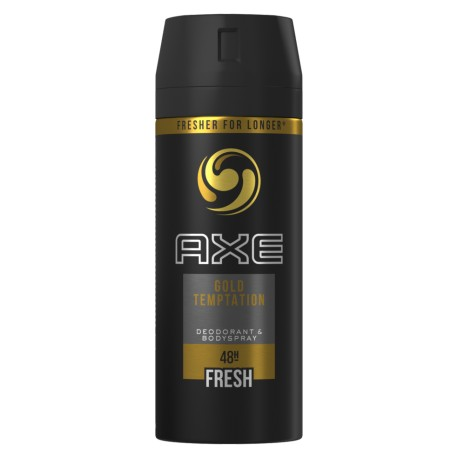 Axe Gold Temptation Desodorante en spray