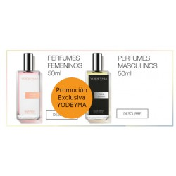 Promoción Perfumes Yodeyma