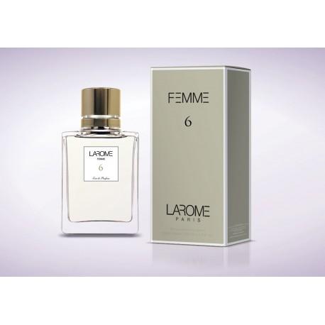 Larome 6F Perfume Frutal