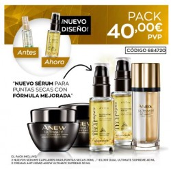 Pack Exclusivo Anew Supreme