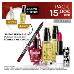 Pack Exclusivo Maquillaje