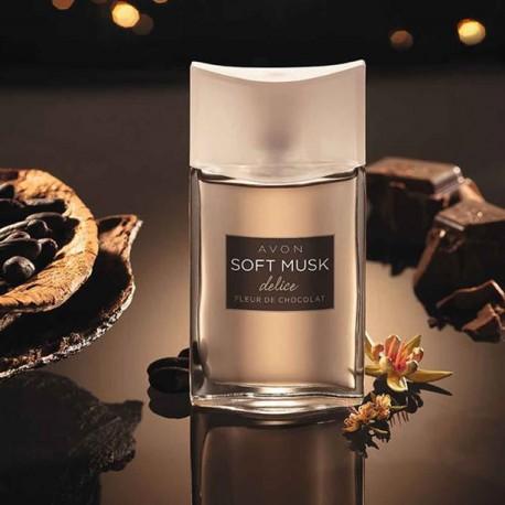 Soft Musk Delice Eau de Toilette en Spray