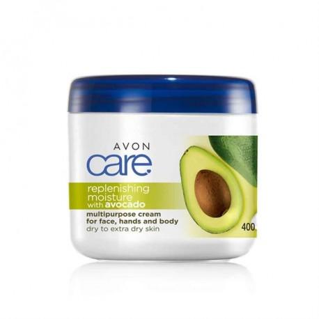 Crema Multiuso Avon Care Aguacate Revitalizante 400ml