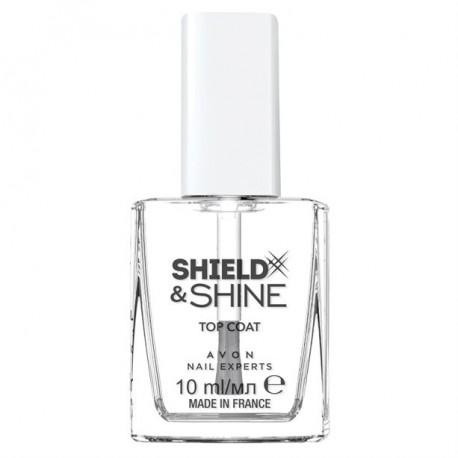 Acabado para Uñas Nail Experts Shield and Shine