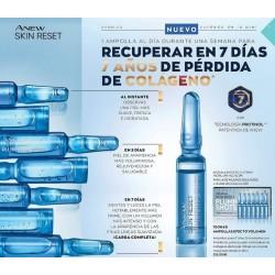 Ampollas Efecto Volumen Anew Skin Reset