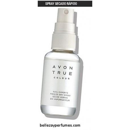 Spray Fijador Secado Rápido para Uñas Avon Nail Experts