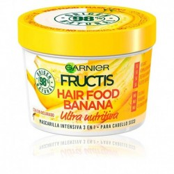 FRUCTIS MASCARILLA HAIR FOOD 390ML BANANA