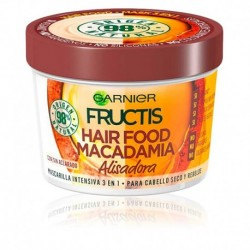 FRUCTIS MASCARILLA HAIR FOOD 390ML MACADAMIA