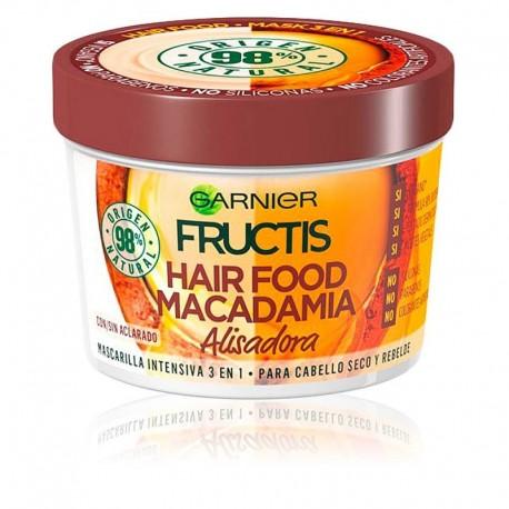 FRUCTIS MASCARILLA HAIR FOOD 390ML MACADAMIA