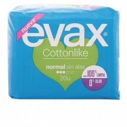 EVAX ODORFRESH COMPRESAS NORMAL 20 UD.