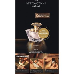 Esencia de Perfume Attraction Addicted