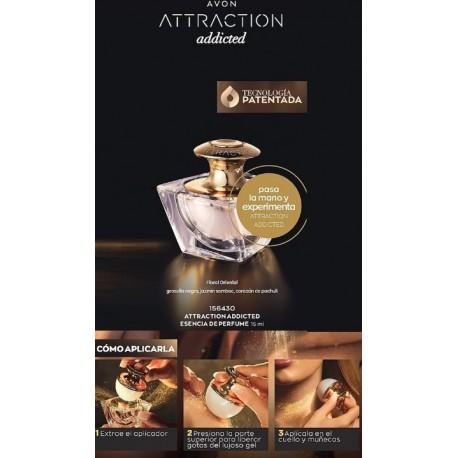 Esencia de Perfume Attraction Addicted