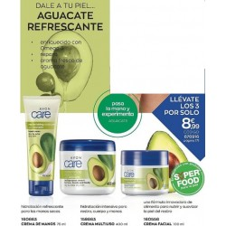 Avon Care Aguacate Lote