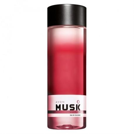 Musk Vulcain Agua de colonia