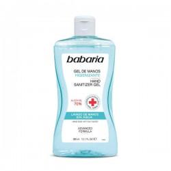 Gel hidro-alcohólico manos Babaria 300ml