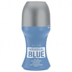 Individual Blue Desodorante Anti-Transpirante Roll-On