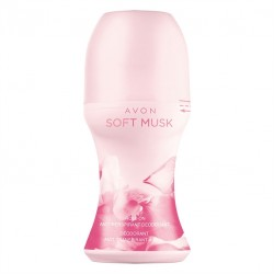 Soft musk Desodorante Roll-On