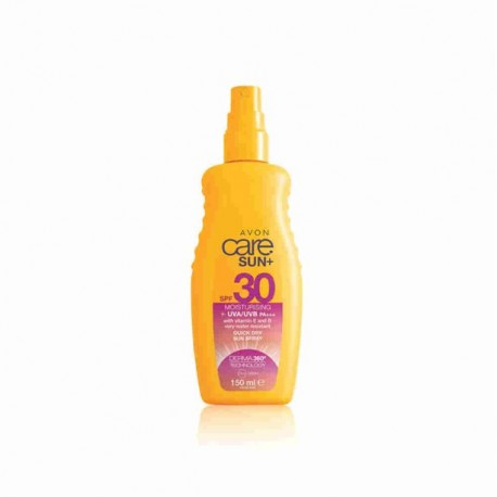 Spray Transparente Secado Rápido SPF30 Avon Sun+