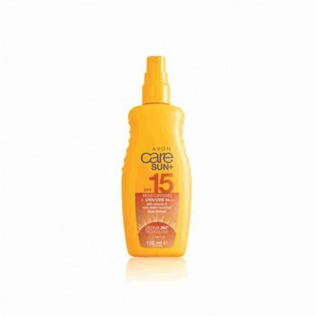 Spray Solar Hidratante SPF 15 Avon Care Sun