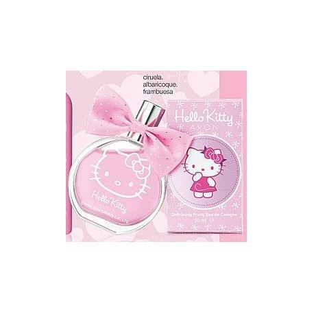 Hello Kitty Agua de colonia Deliciously Fruity Avon