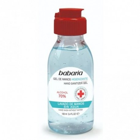 Gel hidro-alcohólico Babaria 100ml