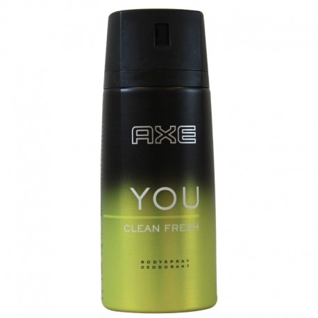 Axe You Clean Fresh Desodorante en Spray