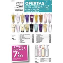 Oferta Spray y Lociones perfumadas 2x7,90