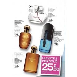 Oferta Perfumes 2x25