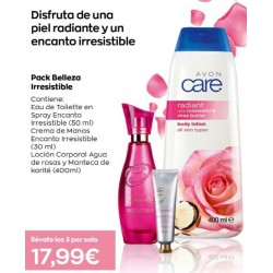 Pack Belleza Irresistible