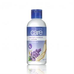 Aceite para Cuerpo y Baño Hidratante de Noche Avon Care