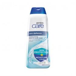 Gel para Cuerpo y Manos Avon Care Skin Defence