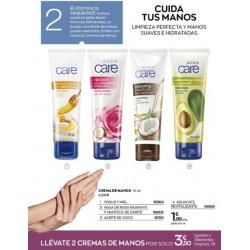 Crema de manos 2x3,50