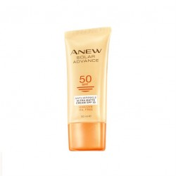 Crema Anti-Arrugas SPF 50 Anew Solar Advance Ultra Matte