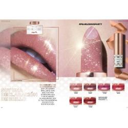 Barra de labios brillante Mark Pearlesque