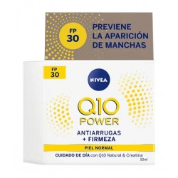 Nivea Q10 Power antiarrugas cuidado de día FP30